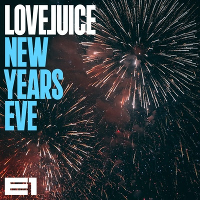 LOVEJUICE NEW YEARS EVE AT E1 LONDON - 2.30PM - 9.30PM