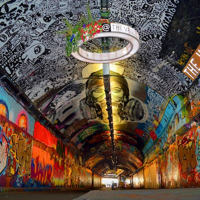 LOVEJUICE TUNNEL VISION - SAT 30TH JAN 2020 - 2.30PM - 9.30PM