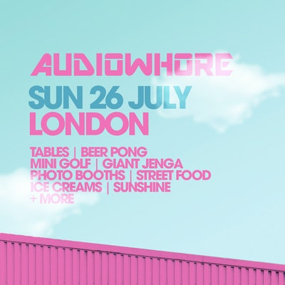 AUDIOWHORE X LOVE PUB + GRUB