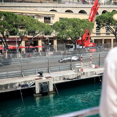 The Run Monaco F1 Yacht