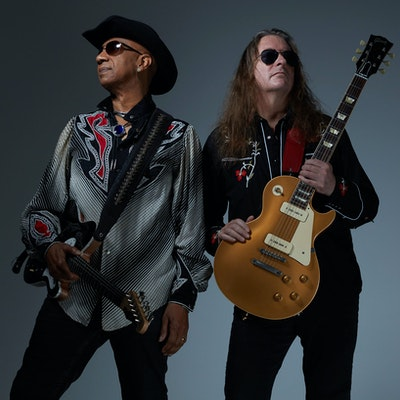Marcus Malone / Innes Sibun : Blues Duo