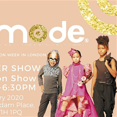 Mini Mode Global Kids Fashion Week SS20   Consumer Show (Afternoon Show)