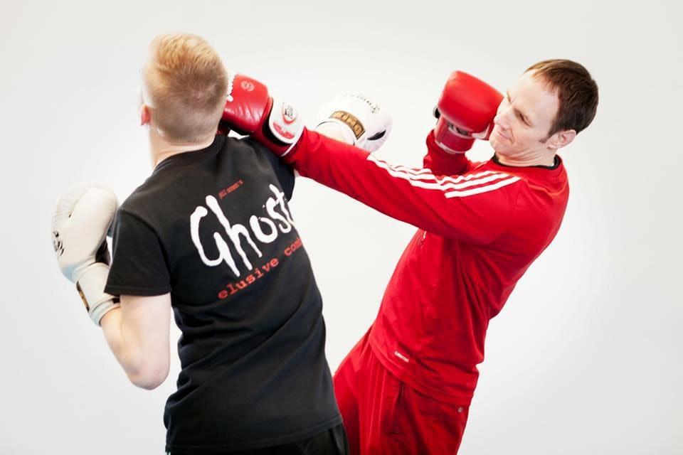 Phil Norman Ghost/kali. JKD Combatives