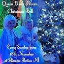 Princess Queen Elsa's Frozen Christmas Ball 2nd December  11am-1pm