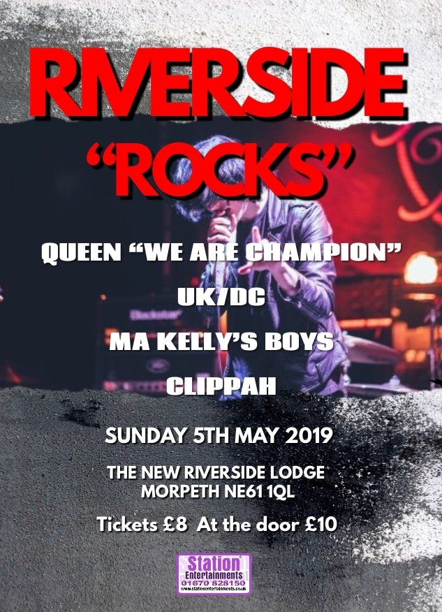Riverside Rocks 2019