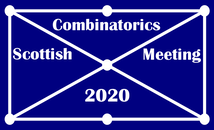 Scottish Combinatorics Meeting 2020 - POSTPONED