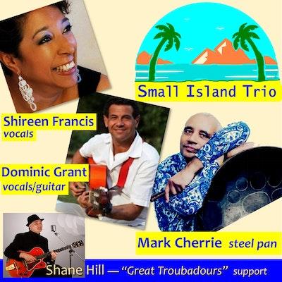 Small Island Trio at The Orangery