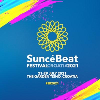 Suncébeat Festival Croatia 2021 - Payment Plan (3 Stages)