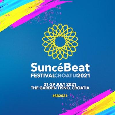 Suncébeat Festival Croatia 2021 - Payment Plan (8 Stages)