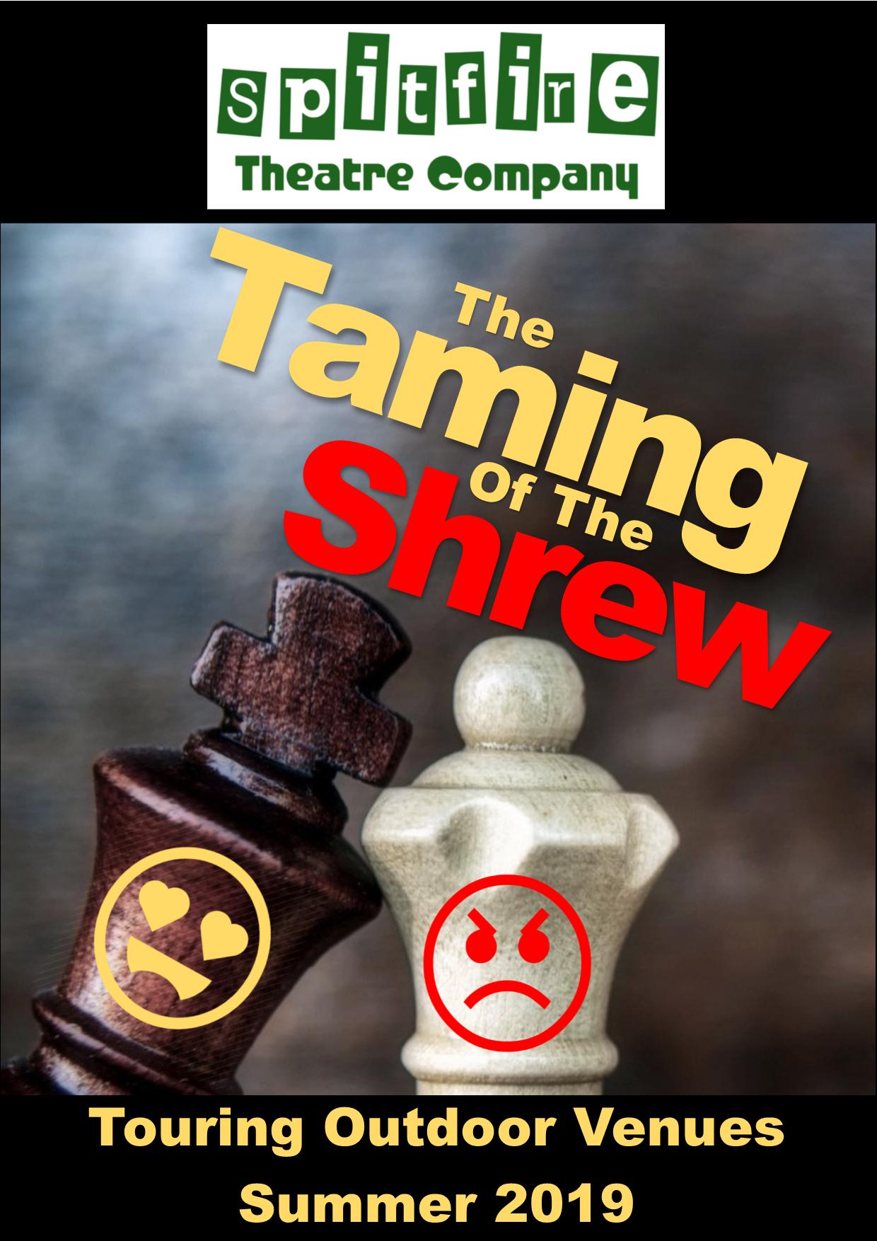 Taming of The Shrew @ Brandon Marsh 10/07/18