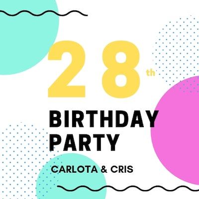 THE 28TH SPRINGS ULTIMATE PARTY
