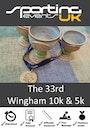 The 33rd Wingham 10K & 5K