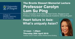 The Bronte-Stewart Memorial Lecture