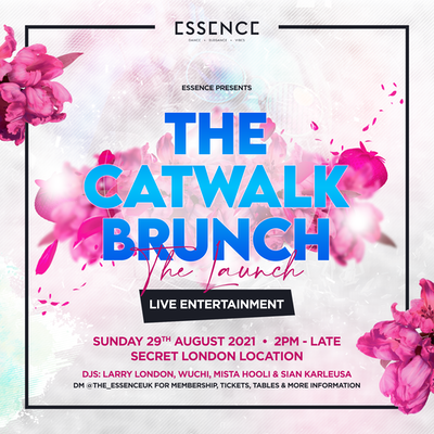 The Essence UK presents The Catwalk Brunch