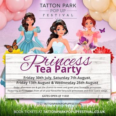 The Princess Tea Party
