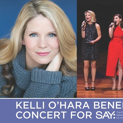 An Evening with Kelli O'Hara - Benefit Concert for SAY.org
