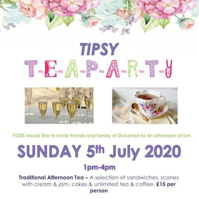 Tipsy Tea Party