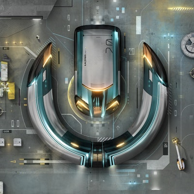 Ultra Europe 2020 - VIP Day Ticket