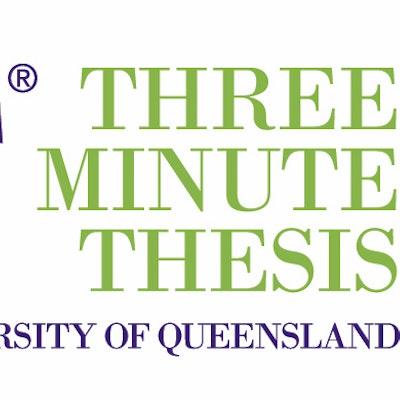 University of Edinburgh Three Minute Thesis Competition Virtual Final 2021