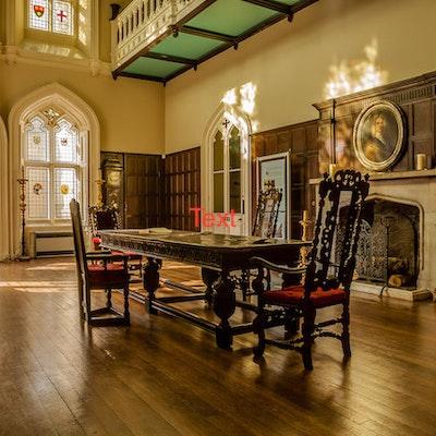 Visit the Castle Voucher