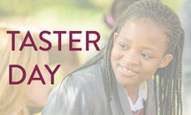 Year 6 Taster Day for 11+ 2022 entry