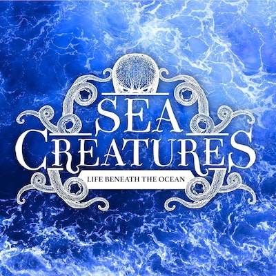 Sea Creatures Tour Exhibition London